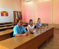 Расширенное заседание Избирательной комиссии Ростовской области